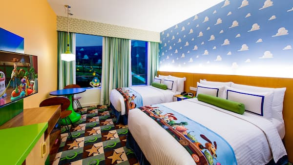 Toy Story Hotel Rooms And Rates Shanghai Disney Resort