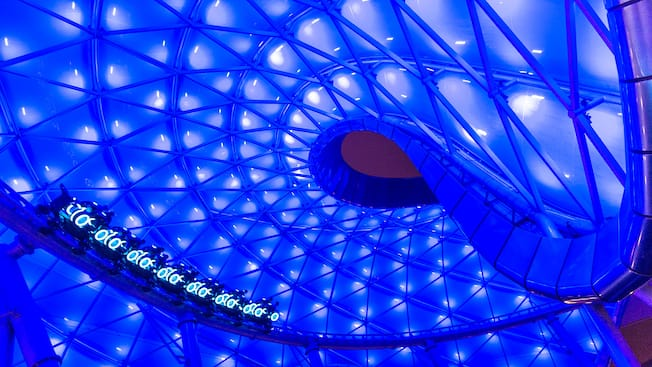 Image result for tron attraction disney world pinterest