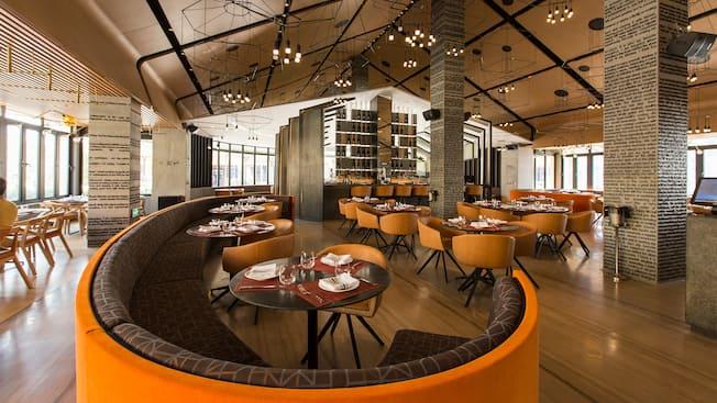 Wolfgang Puck Kitchen & Bar | Dining | Shanghai Disney Resort